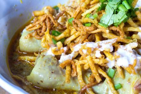 soi: Khao soi - Traditional Thai Food