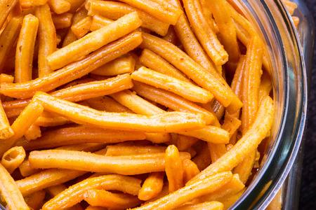 grissini: Thai breadsticks grissini Stock Photo