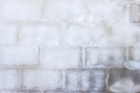 white brick: White brick wall background