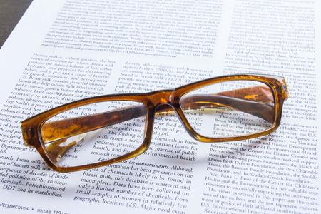 astigmatism: Glasses for nearsightedness
