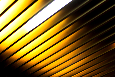 specular: Straight geometry rectangles form an blur abstract background with reflections and shadows