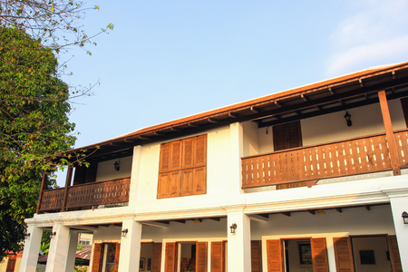 conserving: Vintage House in Thailand: conserving the community district in the North Thailand
