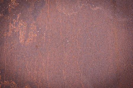 Old red rust iron background and texture