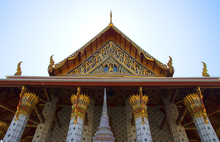 Wat Arun Ratchawararam Ratchawaramahawihan or Wat Arun is a Buddhist temple in Bangkok Yai district of Bangkok, Thailand, on the Thonburi west bank of the Chao Phraya River.