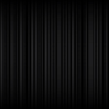 ordering: Abstract black background and ordering many gray lines on black, vector