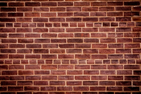 vintage brick wall background Stock Photo - 13810163