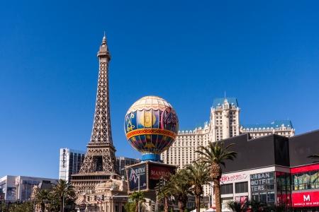 nv: LAS VEGAS, NV - JULY 02, 2011  Paris Las Vegas hotel and casino on July 2, 2011 in Las Vegas, Nevada, USA  The hotel