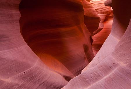 slot canyon: Slot canyon - Lower Antelope canyon, Page, Arizona.