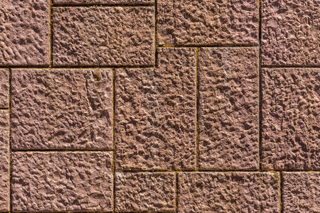 solid: Ancient sandstone brick wall texture