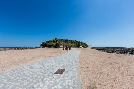 Aoshima Island in Miyazaki, Kyushu, Japan