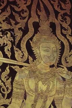 Thai art Stock Photo - 13768697