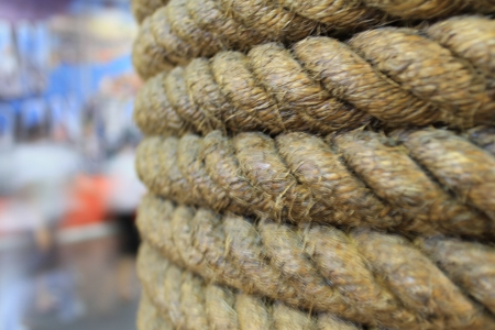 rope of texture
