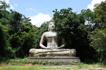 Buddha statue photo