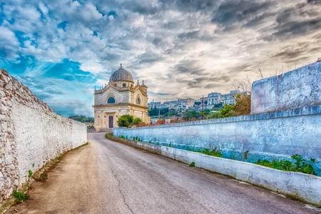 Church of Santa Maria della Grata, Ostuni, Puglia, Italy
