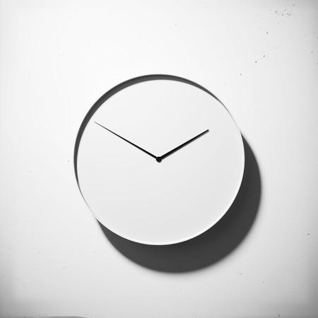 Wall clock Archivio Fotografico