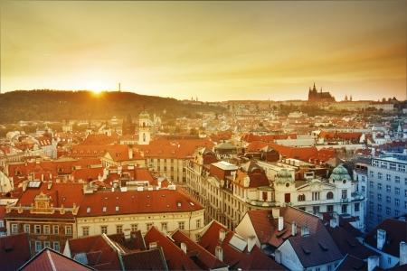 PRAGUE Archivio Fotografico