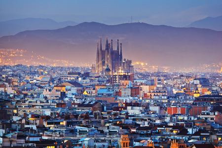 バルセロナ 写真素材