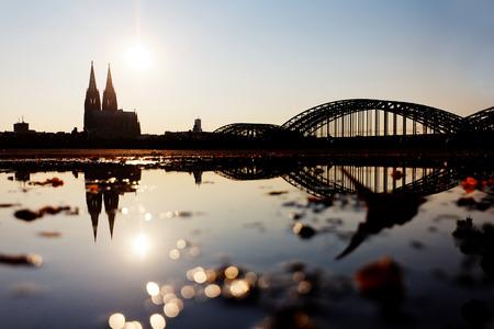Cologne Cathedral, Cologne, Germany Archivio Fotografico