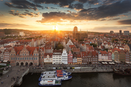 GDANSK in POLAND photo