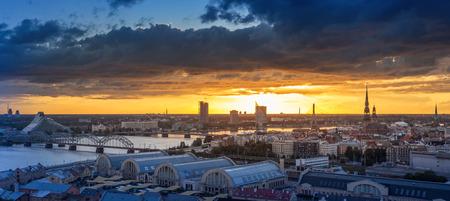 riga: RIGA IN LATVIA Editorial