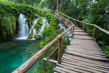 PLITVICE IN CROATIA