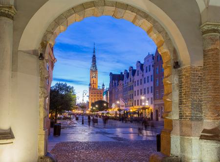Gdansk, Poland Editoriali