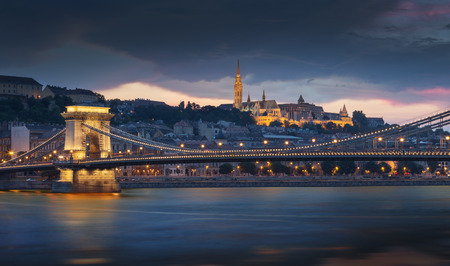 Budapest in Hungary