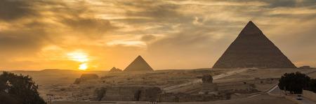 이집트 기자의 피라미드 스톡 콘텐츠