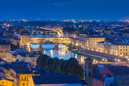 Florence in Italy 版權商用圖片