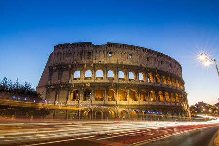 Rome in Italy Stock Photo