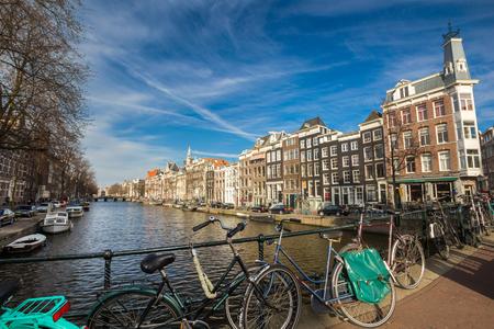 Amsterdam in Nederland