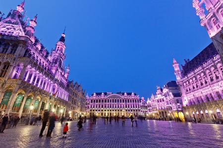 brussel: Brussel in Belgium