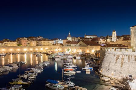 Dubrovnik in Croatia Editorial