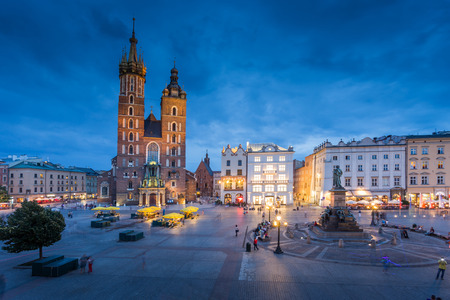 cracow: Krakow in Poland