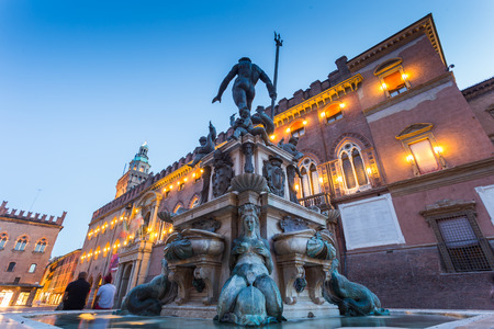 italy culture: BOLOGNA IN ITALY
