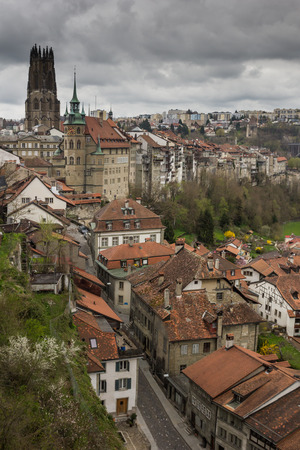 fortify: Fribourg, Switzerland
