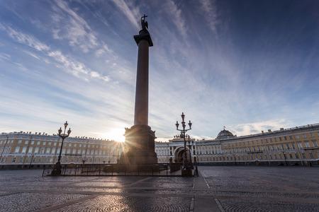 St Petersburg en Russie