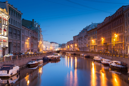 St petersburg in Russia Editöryel
