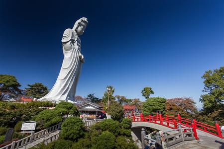 Kannon temple in Japan Editöryel
