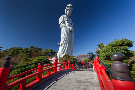 prefecture: Kannon temple in Japan Editorial