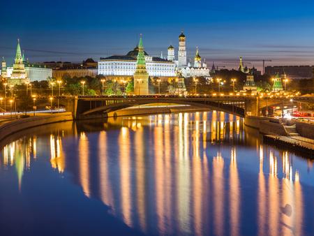 モスクワのクレムリン 写真素材