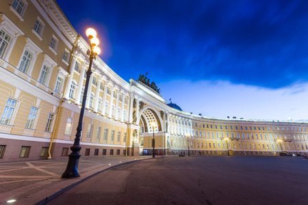 st: St petersburg in Russia Editorial