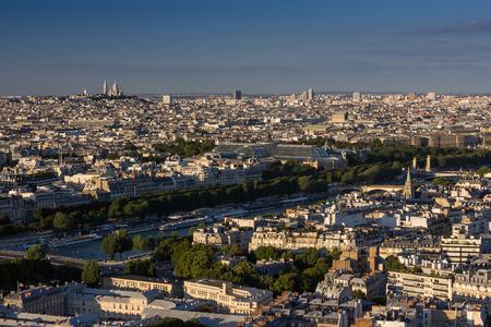 Paris Panorama Stok Fotoğraf - 52066921