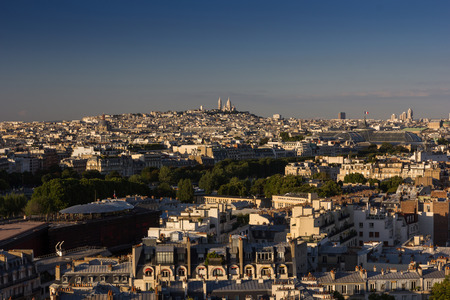 Paris Panorama Stok Fotoğraf - 52066922