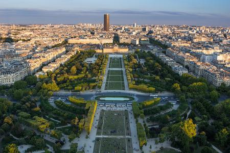 Paris Panorama Stok Fotoğraf - 52067523