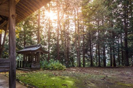 Iiyama landscape, Nagano, Japan Stok Fotoğraf - 53662805