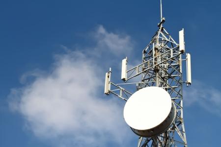 Mobilfunk-Basisstation Standard-Bild - 17721297