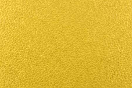 eather: Yellow leather background Stock Photo