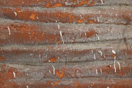 Grunge mur recouvert de mat�riau alt�r� isolation
