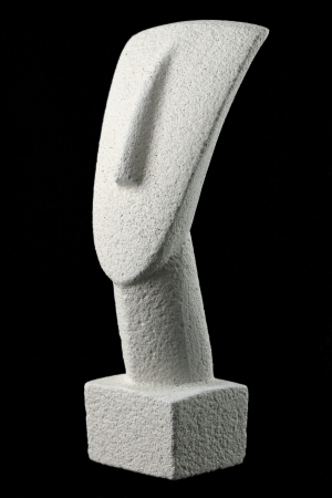 cycladic: Figurina cicladica, campione della civilt? cicladica che si ? sviluppato a partire da circa 3200 - 2000 aC, nel gruppo delle isole Cicladi, Mar Egeo, Grecia